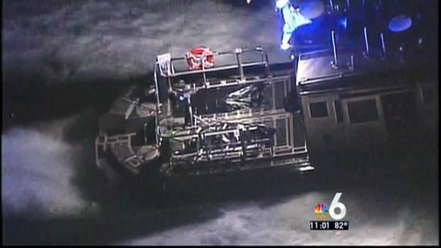 [MI] Crews Continue Search for Survivors of Plane Crash