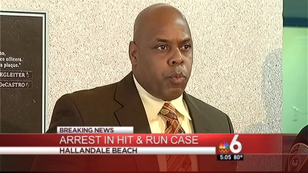 [MI] Police Make Arrest in Hallandale Beach Hit-and-Run