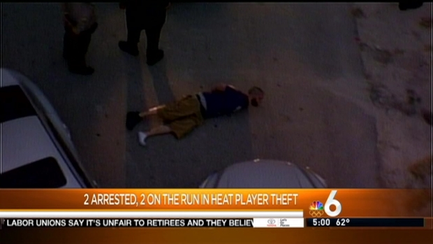 [MI] Heat Player Roger Mason Jr. Robbed, Watch Recovered After Police Chase