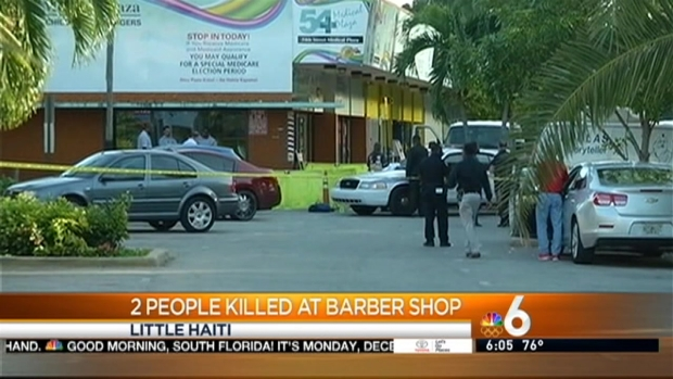 [MI] 2 Men Dead After Police-Involved Shooting at Miami Barbershop