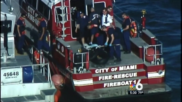 [MI] 1 Person Dead, 1 Man in Serious Condition After Cuban Migrants Found Off Key Biscayne: Authorities