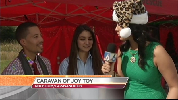 [MI] Caravan of Joy: Monsignor Edward Pace High School