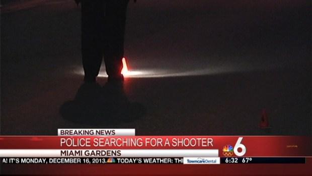 [MI] Person Shot in Miami Gardens