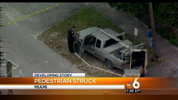 [MI] Man Hospitalized in Hit-and-Run Crash in Miami