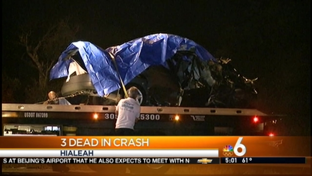 [MI] 3 People, Including Young Girl, Killed in Violent Crash in Hialeah