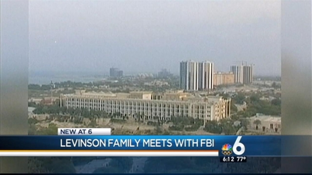 [MI] Robert Levinson Family Meets With FBI
