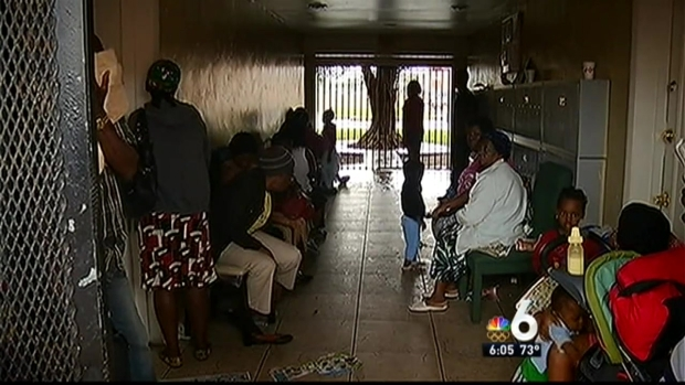 [MI] North Miami Residents Displaced After Roof Collapse