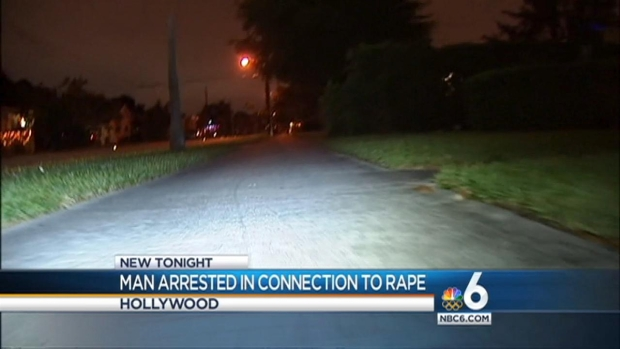 [MI] Suspect Arrested in Hollywood Sexual Assault, Police Say