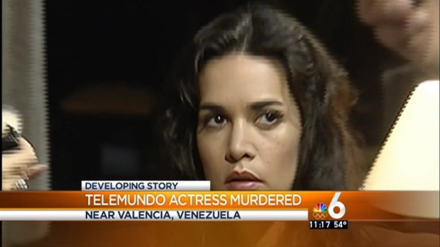 [MI] Venezuelan Actress Monica Spear Mootz and Ex-Husband Murdered