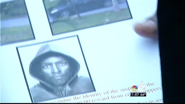 [MI] Police Hand Out Flyers in Search for Sex Assault Suspect in Miami