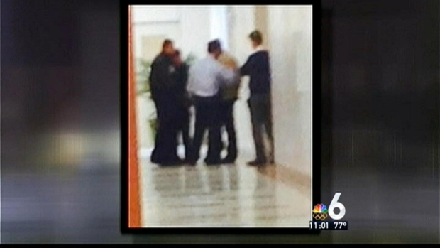 [MI] Students, Parents React to South Miami-Dade Senior High Teacher's Arrest