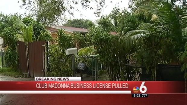 [MI] Club Madonna in Miami Beach to Close During Investigation