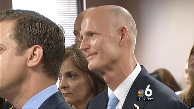 [MI] Florida Gov. Rick Scott Chooses Miami-Dade Property Appraiser Carlos Lopez-Cantera as Lieutenant Governor