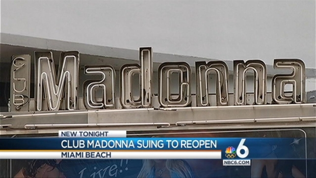[MI] Club Madonna Files Suit in Bid To Re-Open, Lawyers Say