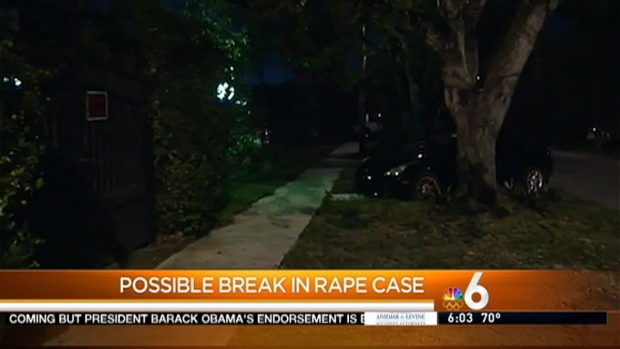[MI] Man Questioned in Miami Rape