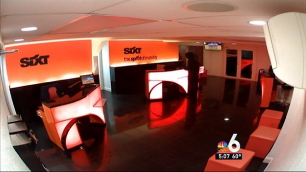 [MI] Fort Lauderdale Police Search for Sixt Rent A Car Armed Robbery Suspect