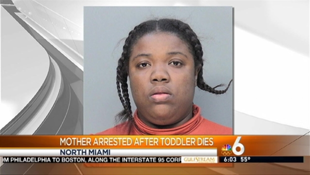 [MI] North Miami Woman Charged in Death of Young Son
