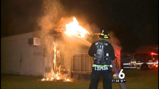 [MI] Suspicious Fire at Hialeah School Investigated