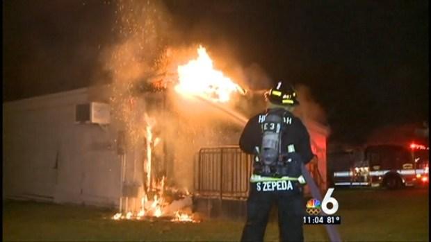[MI] Suspicious Fire at Hialeah School Investigated