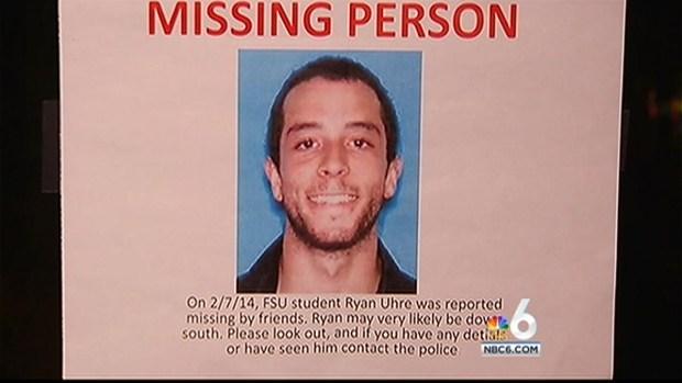 [MI] Prayer Vigil Held for Missing FSU Grad Ryan Uhre