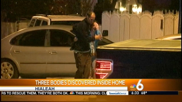 [MI] 3 Found Dead in Hialeah Home