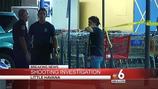 [MI] Suspect With Sword Threatened to Kill Everybody Inside Little Havana Supermarket, Witness Says