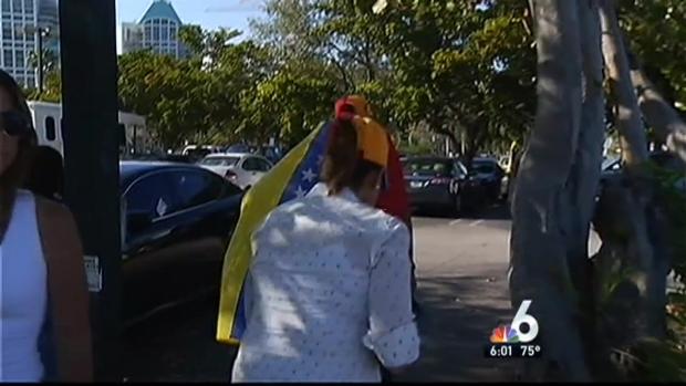 [MI] Venezuela Rallies Continue in South Florida