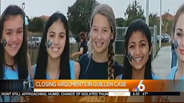 [MI] Closing Arguments Expected in Sandor Guillen Trial