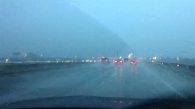 [MI] Rain Hits South Florida