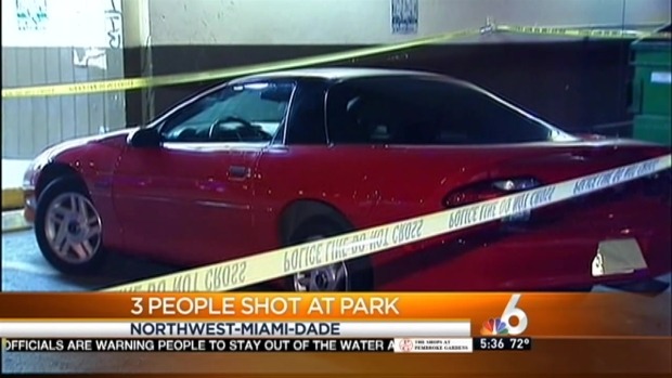 [MI] Teen Girl, 2 Others Shot at Miami-Dade Park