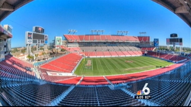 [MI] Beckham in Tallahassee to Discuss Stadium Funding