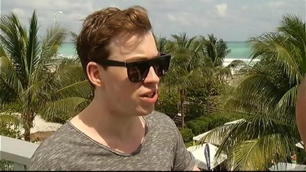 [MI] DJ Hardwell Talks Miami, EDM and Headlining Ultra Fest.