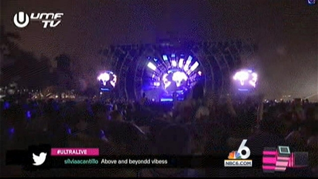 [MI] Man Dies at Ultra Music Festival