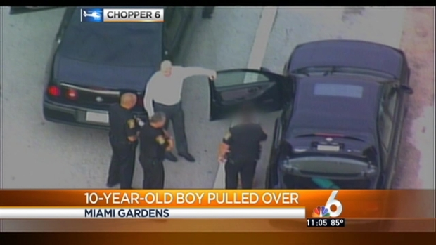 [MI] Boy, 10, Found Driving Car in Miami Gardens