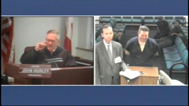 [NATL-V-MI] Broward Judge Laughs at Man Whose Last Name Is Cocaine