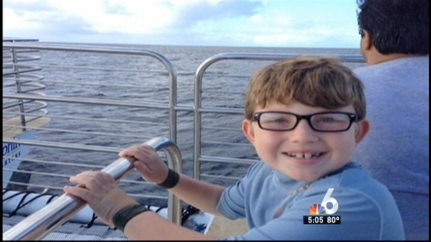 [MI] 7-Year-Old Boy Electrocuted in Swimming Pool, Laid to Rest