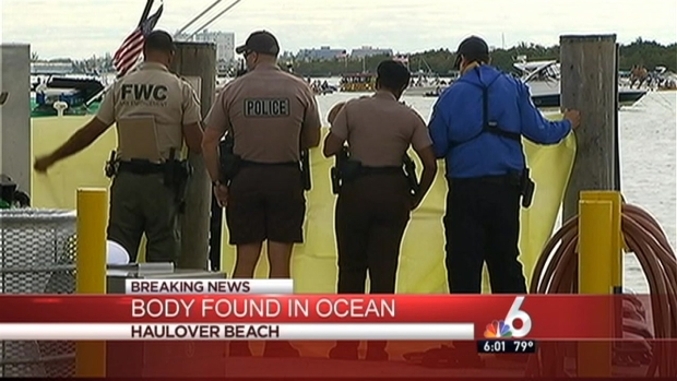 [MI] Body Found Floating in Haulover Beach