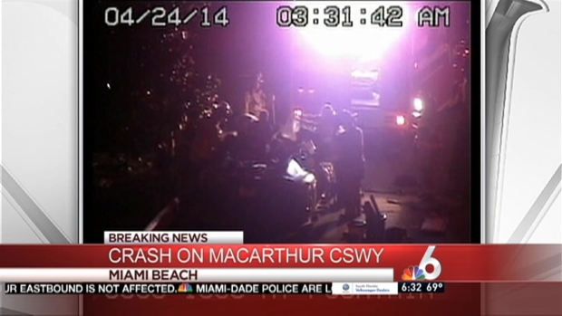 [MI] 1 Killed, 2 Injured in Violent Crash on MacArthur Causeway