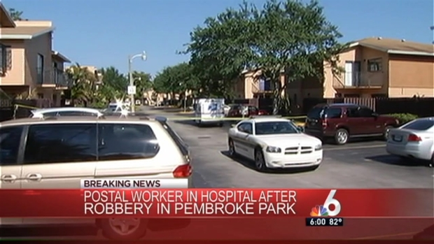 [MI] Postal Worker Assaulted & Robbed in Pembroke Park