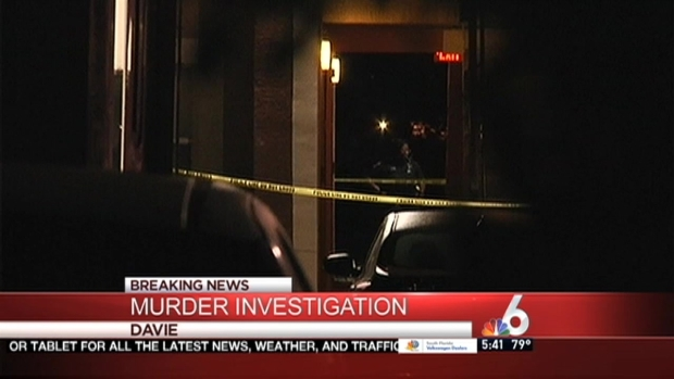[MI] Man Shot to Death at Davie Apartment Building