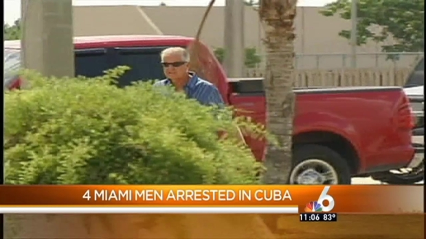 [MI] 4 Miami Men Accused of Planning Terrorist Acts Arrested in Cuba