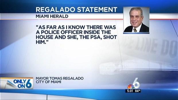 [MI] GIrlfriend of Dead Miami Cop Says She Was Victim Of Domestic Abuse