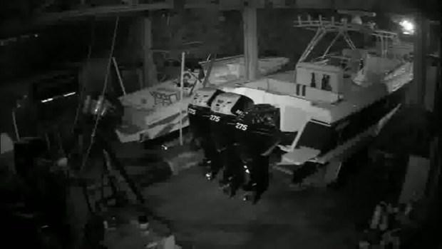 [MI] Caught on Camera: Boat Motor Burglars