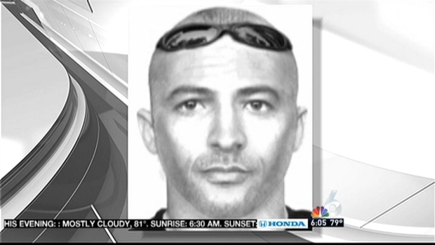 [MI] Miami-Dade Police Release Sketch of Sex Assault Suspect