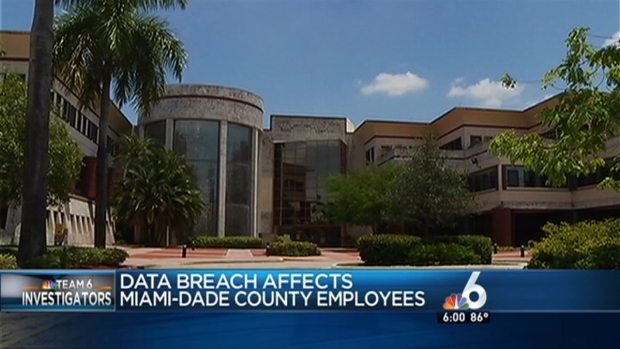 [MI] Miami-Dade Employees Affected by Massive Data Breach