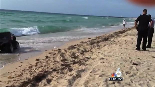 [MI] Testimony Ends in Ex-Cop's Miami Beach ATV Crash Trial
