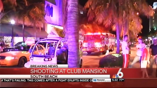 [MI] Person Reportedly Shot at Mansion Nightclub