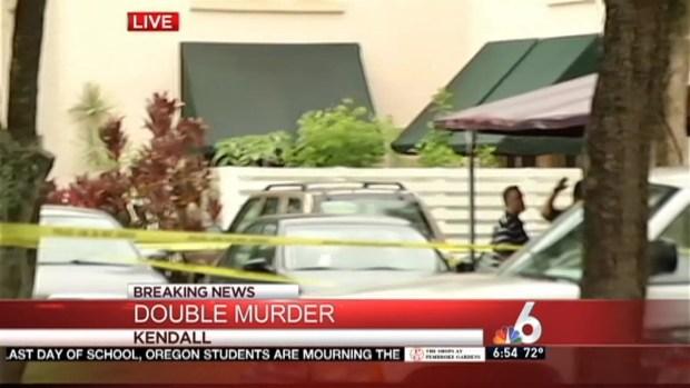 [MI] 2 Killed in Shooting in Southwest Miami-Dade