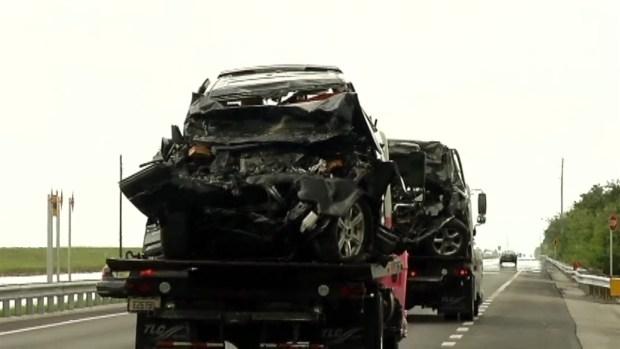 [MI] 2 Miccosukee Tribe Members Killed in Crash