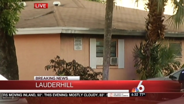 [MI] Residents Displaced by Lauderhill Fire